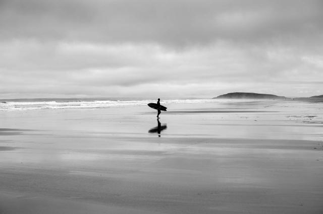 Iain Crockart Surfer