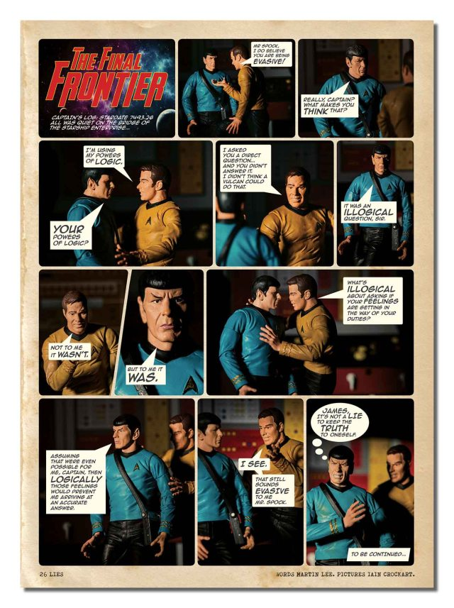 The Final Frontier 26 Lies-low res
